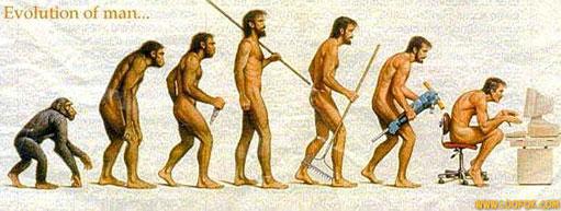 evolution-de-l-homme-humour